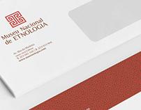 Corporate Identity – Museu Nacional de Etnologia