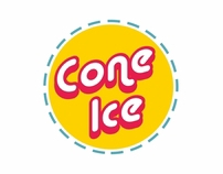 Cone ice - Indonesian Ice Cream