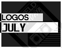 Logos - July