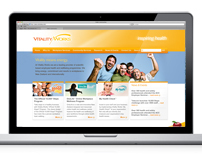 Vitality Works - Website