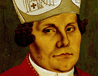 Pope Martin Luther