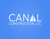 Canal Construction, LLC Logo