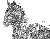 Kala Godha (Black Horse)