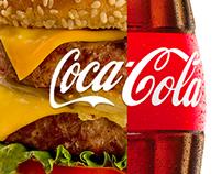 Coca-Cola Comidas