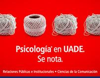 UADE - Carreras - 2003