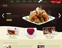 Haveli Restaurant Template Design