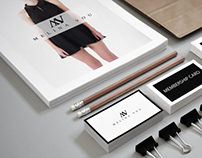 Melina Vou - Fashion Designer