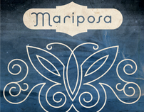 Mariposa CD Packaging