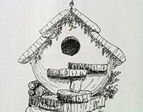 Bird Houses - March 2013