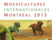 Mosaïcultures Internacionales Montréal 2013