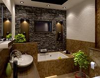 Practice Project (Bath Room Design)