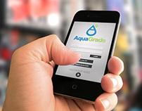 Aqua Grade Mobile Ui App