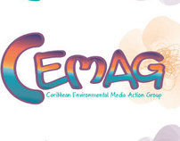 Caribbean Environmental Action Group Logo and Biography