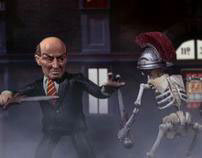 Ray's Big Day: A VES Tribute to Mr. Ray Harryhausen