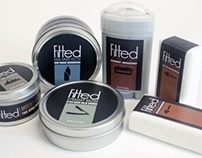 FITTED MENS COSMETICS