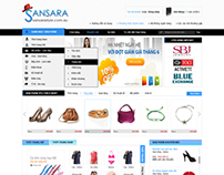 E-Commerce - Sansara