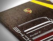 PORSCHE TURBO S | capa catálogo do modelo