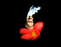 Super Huevón (Eggman)