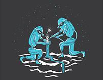 Hackathon: Illustration & T-shirt Design
