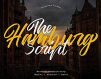 FREE | The Hamburg Script Font