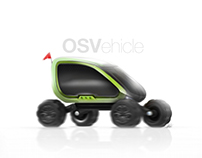 OSVehicle GolfCar | Concept Prototype
