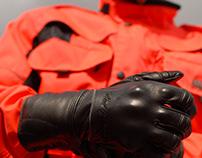 Motorcycle Glove Design