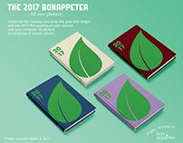 Bonappetea 2017 Planners