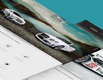 Vogue auto landing pages