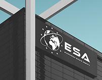 European Space Agency Logo Rebrand
