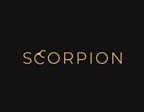 Scorpion - Logo design for Leather Bag manufacturer.