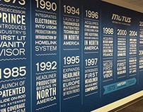 Motus facility branding