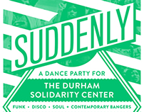 Suddenly / DJ Event