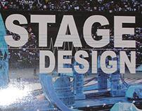 "Book "" Stage design"""