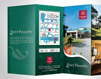 Folder Hotel Panamby