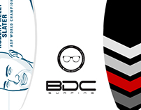 BDC Surfboards Project
