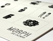 Morph 2012 calendar