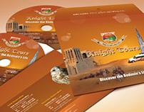 Knighttours Dubai Branding