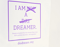 Identity / Campaign - DO DREAM