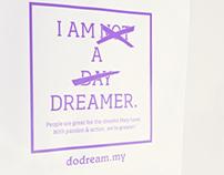 Identity / Campaign - DO DREAM