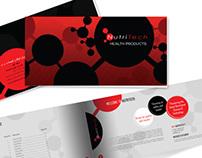Nutritech Branding