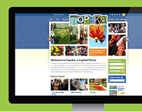 Visit Topeka Website