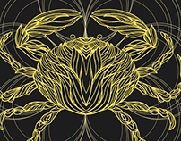 Crab Swirls