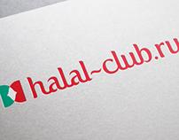 Halal Club Logo