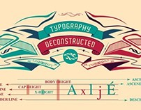 Redesign The Typography Deconstructed