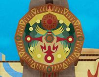 Majora's Mask Poster Set