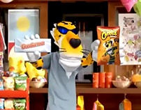 Cheetos Commercials