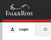 Falk&Ross catalogs order website