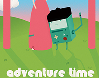 Illustrations Adventure Time