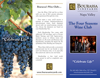 Four Seasons Wine Club Brochure
