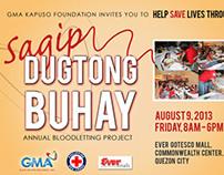 2013 GMA Sagip Dugtong Buhay